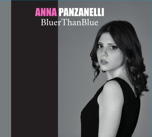 Bluer than Blue Anna Panzanelli